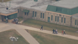 Aerial photos at James T. Vaughn Correctional Center