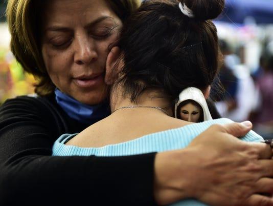 AFP AFP_ST5GQ I EAQ MEX