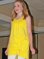 Kaitlan Alford, diagnosed as a child with Type 1 diabetes, was 14 when she walked the runway nine years ago at the Ultimate Fashion Show and Champagne Brunch in Jackson to raise money for  the Diabetes Foundation of Mississippi's children's programs. Now an adult, she is the foundation's communications coordinator.