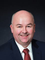 Dr. James Sawyer, the new president of Macomb Community