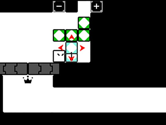 BoxBoxBoy! is a charming puzzle platformer for the