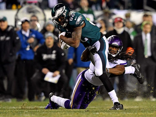 WR Torrey Smith: Traded from Eagles to Panthers