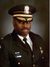 Derrick Diggs, a 37-year veteran of the Toledo Police Department in Ohio.