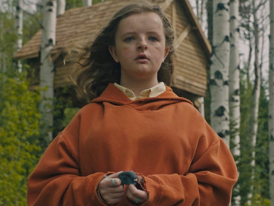 Milly Shapiro stars as the youngest member of a family