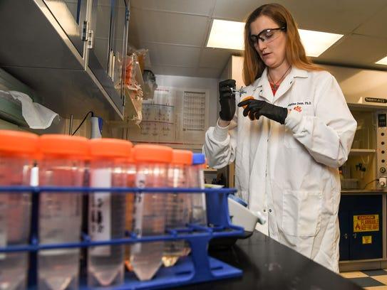 Dr. Delphine Dean, Associate Professor of Bioengineering
