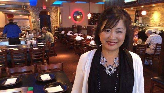 Rosa Kim opened Origami in 1995.