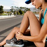 About half of all runners are injured annually, with most of those injuries occurring from the waist down.