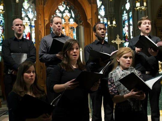 "The Vocal Arts Ensemble's ""Candlelit Christmas"""