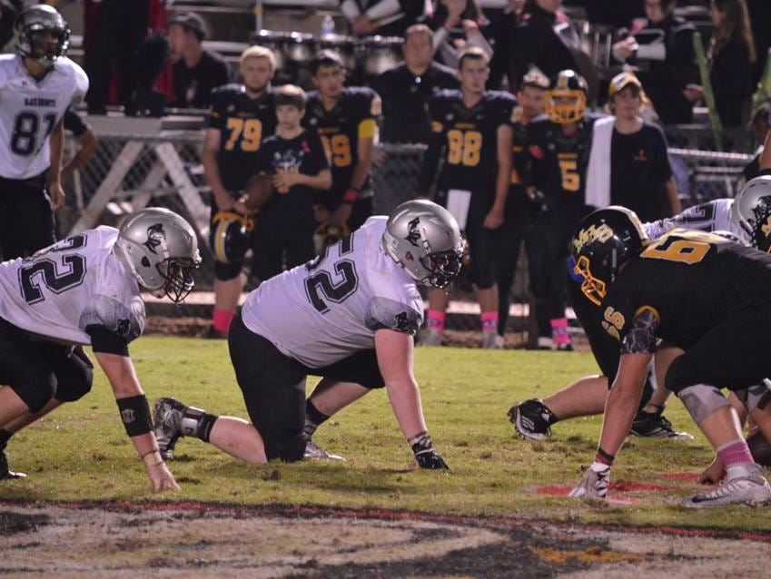 Murphy and Robbinsville meet in Friday's third round of the NCHSAA 1-A football playoffs.