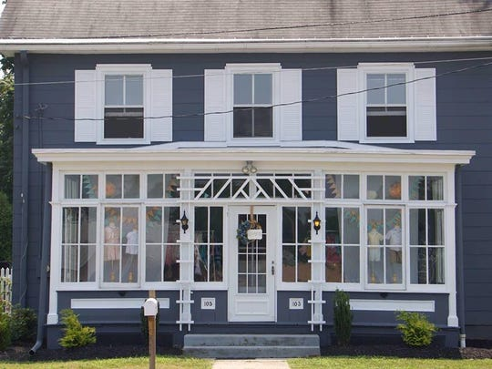 Repeat Boutique in Mullica Hill offers in-season fashions for children on consignment.