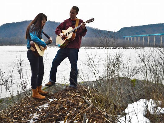 Acoustic soul project Soulphire, of York, is made up of Marrisa Porter and Seth Shoemaker. The band has been performing locally since late 2015.