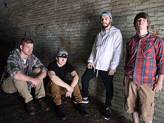 Live music at The Space on Thursday, April 12, the lineup includes local alt-rock band Wild Ire, post-rock band Sloth & Turtle and jazz/R&B artist Mr. Frederick.