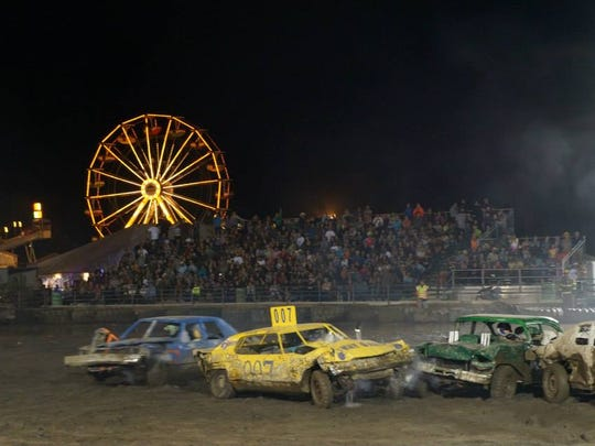 Inter-Mountain Fair hosts a derby.