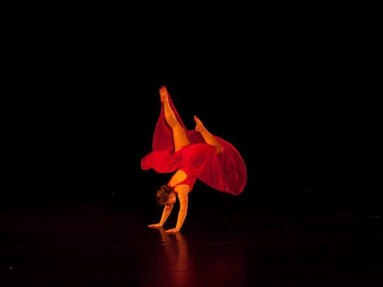 The Point Dance Ensemble will present its annual Choreography Showcase on Jan. 13, 2018 at the Jensen Center in Amherst.