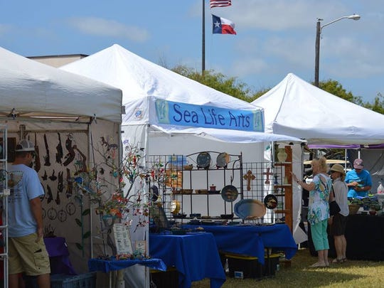 The 13th annual Port Aransas ArtFest is Saturday May