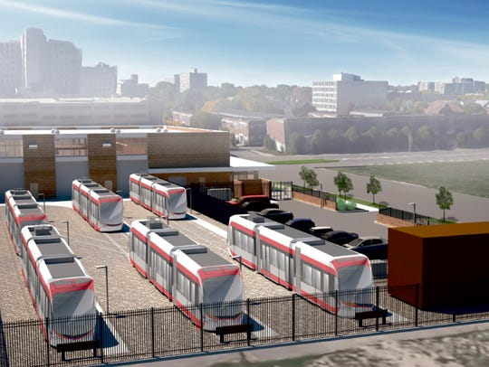M-1 RAIL has released conceptual renderings of the