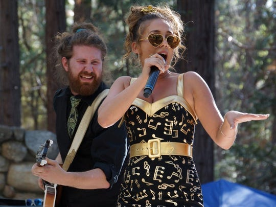 Casey Abrams and Haley Reinhart, seen at the 2013 Jazz in the Pines, will return for the 25th anniversary celebration.