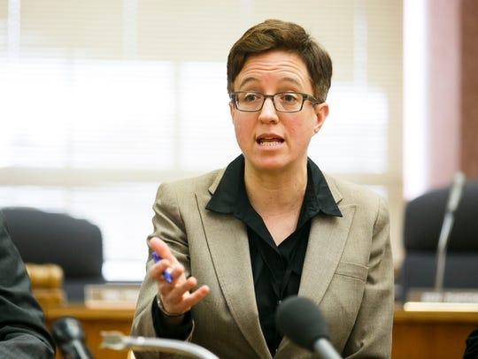 In August 2016, House Speaker Tina Kotek moved $30,000to