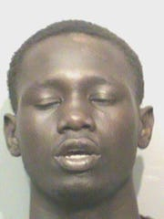 Emmanuel Samuel Mabior, 19, of Des Moines, was charged with interference with official acts causing bodily injury.