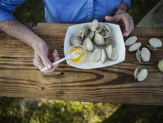 The Sebastian Clambake is scheduled Nov. 4-6 at Riverview