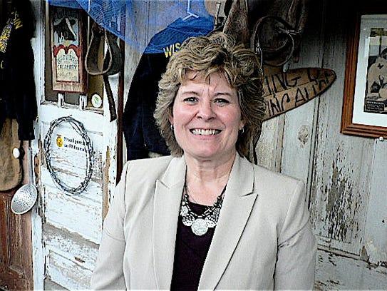 Cheryl Zimmerman, Spencer,  State FFA Executive Director
