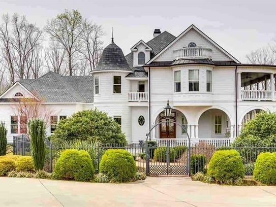 Sold in Anderson for $1.2 million by Nora Hooper now with Re/Max Realty Professionals.