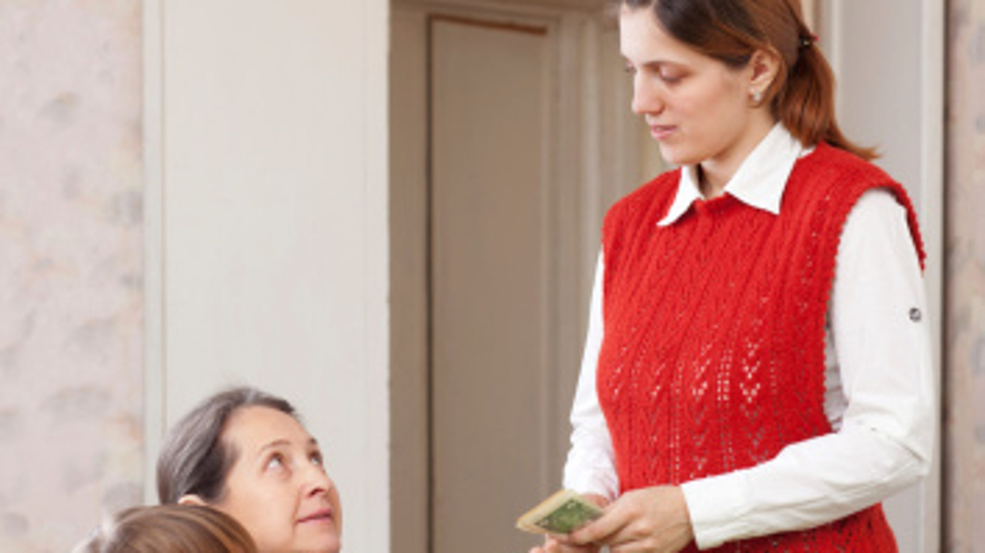 how to become a financial nanny
