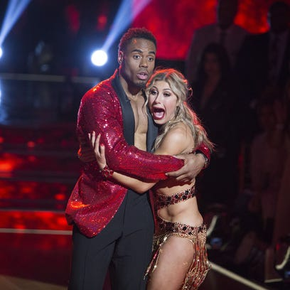 Rashad Jennings has big plans for his 'Dancing with the Stars' trophy