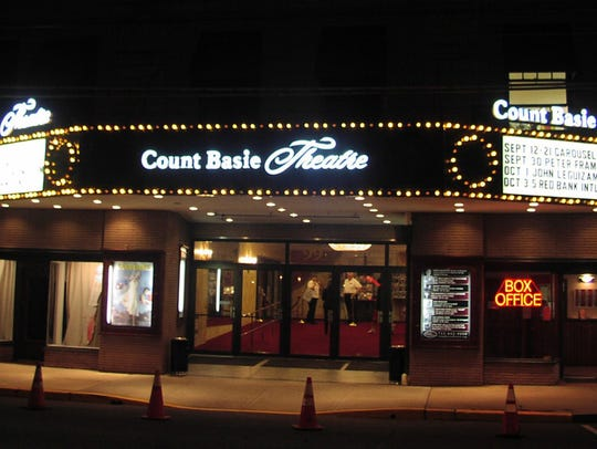 Red Bank, N.J.'s, Count Basie Theatre is named after