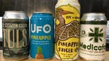 Jeff and Jason try two local brews for Ep. 4.01's segment of 'What's in the Fridge.'