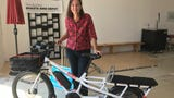 Anne Wallach Thomas of Shasta Living Streets talks about the Shasta Bike Depot.