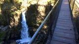 Quick hike to beautiful Drift Creek Falls near Lincoln City.