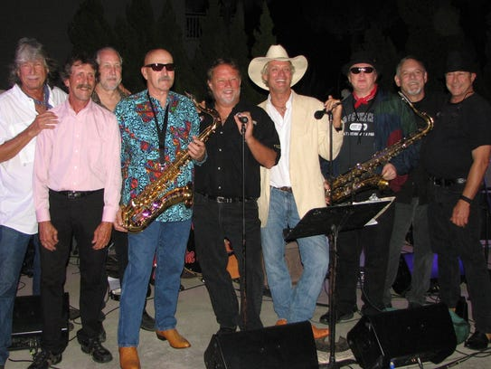 Tom & The Cats is performing at Wakulla Springs during