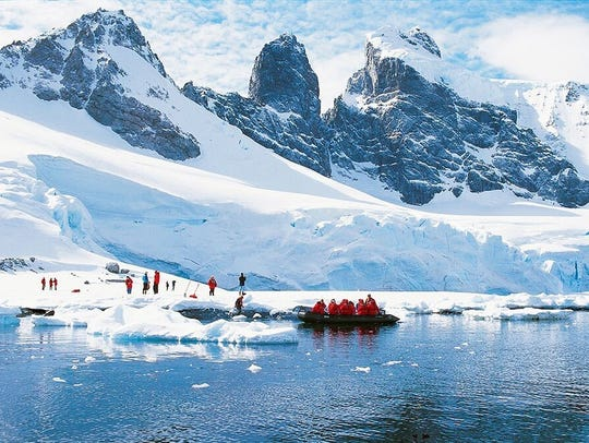 Antarctica excursions offer once-in-a-lifetime experiences.