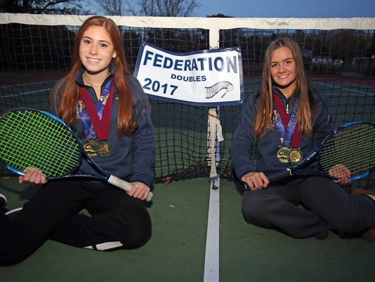 Westchester/Putnam tennis players of the year