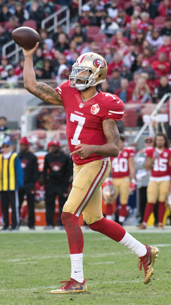Colin Kaepernick still hasn't found a home on an NFL