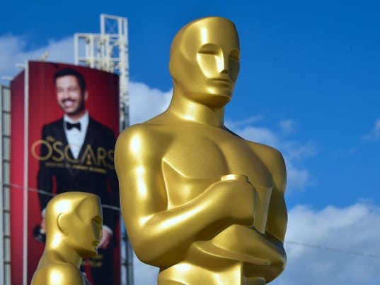 ENTERTAINMENT-US-CINEMA-OSCARS-PREPARATIONS