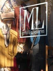 The exterior of ML Gifts & Accessories on South Broadway