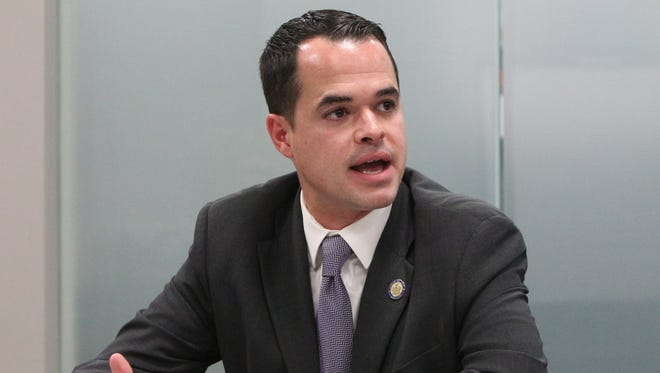Sen. David Carlucci, D, NYS District 38