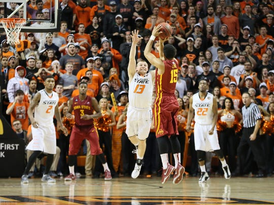 Naz Long's second hip surgery on Thursday was successful, according to Iowa State athletics trainer Vic Miller.