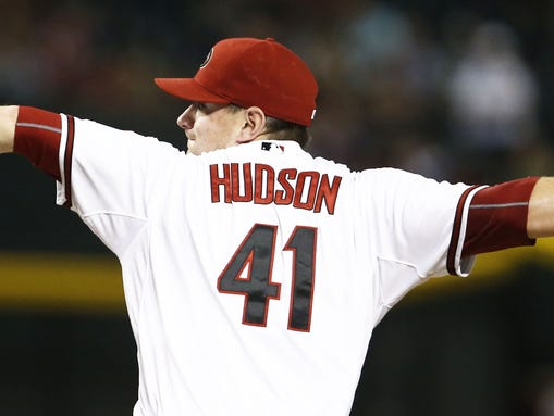 Daniel Hudson has spent more time at home than most