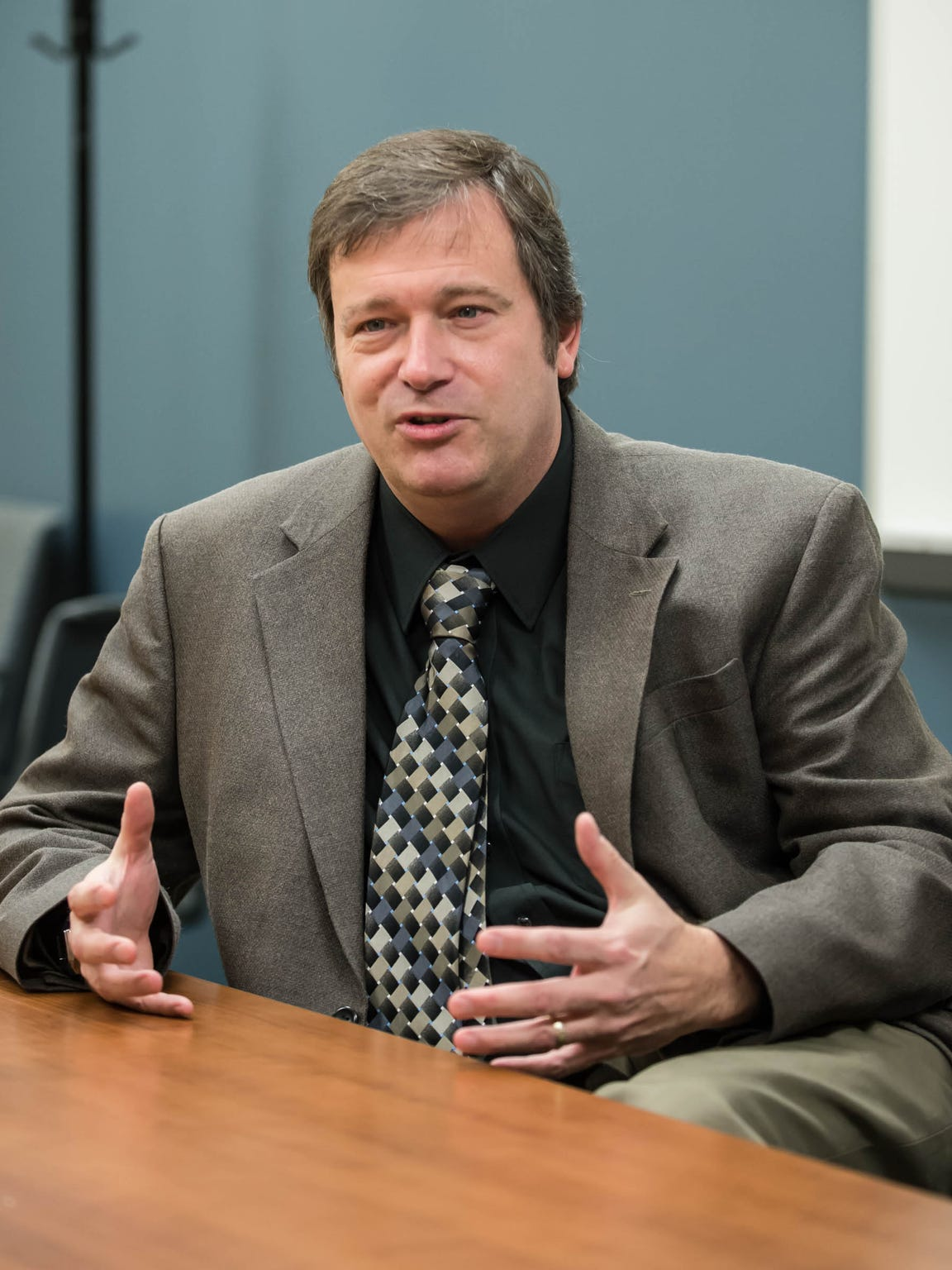 Tim Staffen, Principal C.A.C.C.