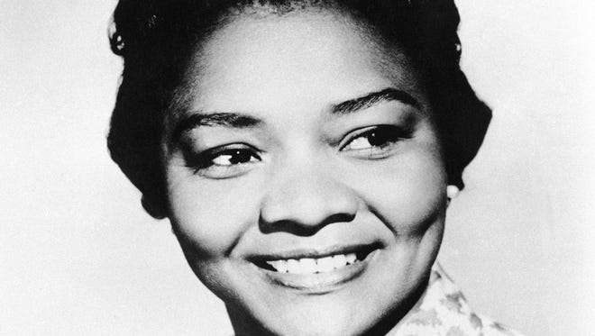 """Juanita Moore was a groundbreaking actress and an Academy Award nominee for her role as Lana Turner's friend in the classic weeper """"Imitation of Life."""""""