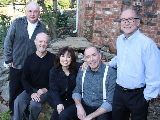 Montage, featuring Carol Reinert, Barry Stacy, Johnny Strickler, Jeff Gouge, and Mark Brueggemann, will perform from 5:30 to 8:30 p.m. Friday at the DoubleTree Hotel Atrium, 2431 N. Glenstone Ave. No cover charge.