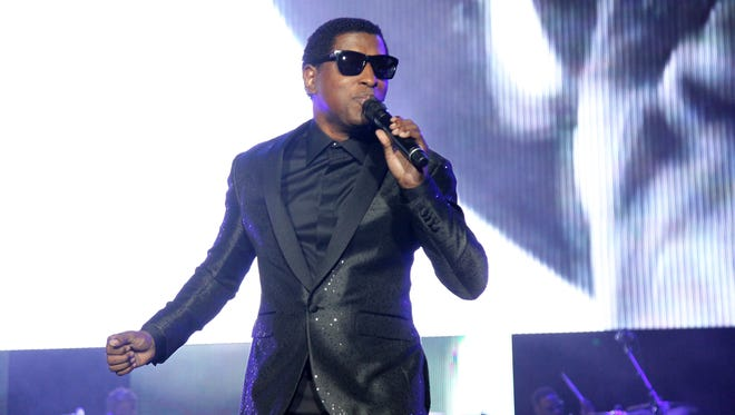 "Kenny ""Babyface"" Edmonds will perform July 15 at Bankers Life Fieldhouse."