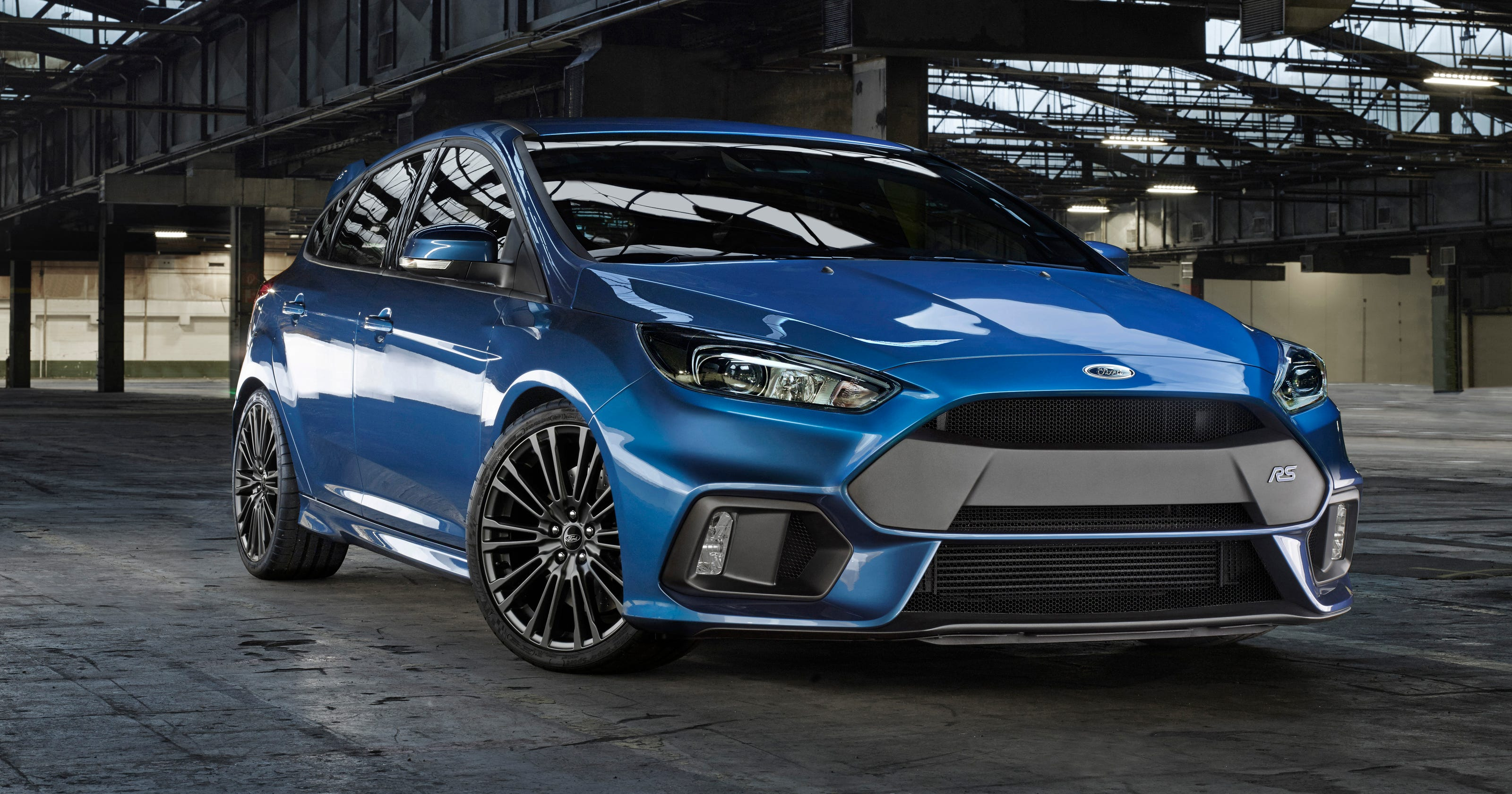 new ford focus rs packs power awd and u s gets it. Black Bedroom Furniture Sets. Home Design Ideas