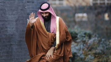 5 things to know about Saudi Arabia's Crown Prince Mohammed bin Salman