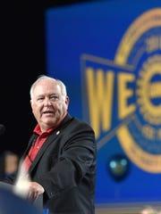 Former UAW President Dennis Williams