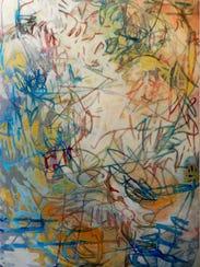 """""""Toppled"""" Tree by Pat Zalisko."""