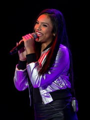 San Antonio singer Isabel Marie Sanchez will perform many of Selena's greatest hits Saturday at the Plaza Theatre.
